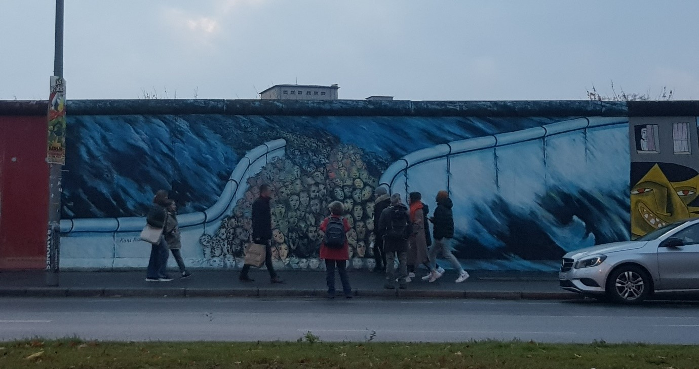 East Side Gallery. ©Maria Ivanov